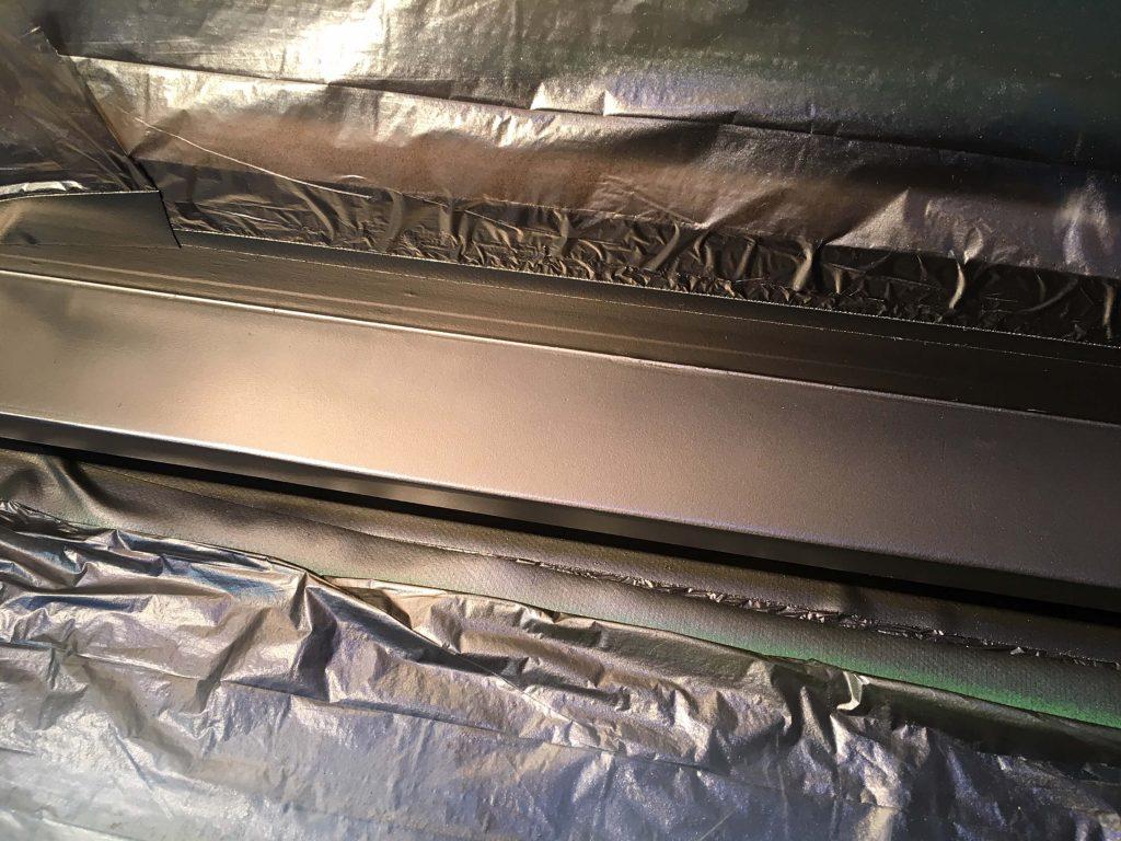 樹脂サッシの破損修理
