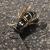 蜂に刺されました